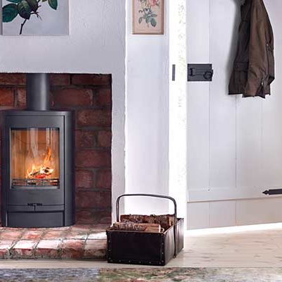 Contura 810L low wood burning stove