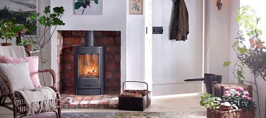 Contura 810L low wood burning stove
