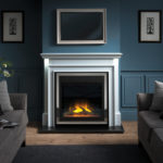 Aubade Electric Inset Fireplace Suite