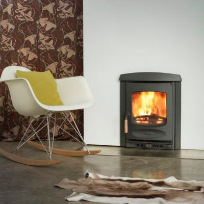 Charnwood C-Four Inser Multi-Fuel Stove