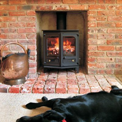 Charnwood Country 6 Traditional Stove