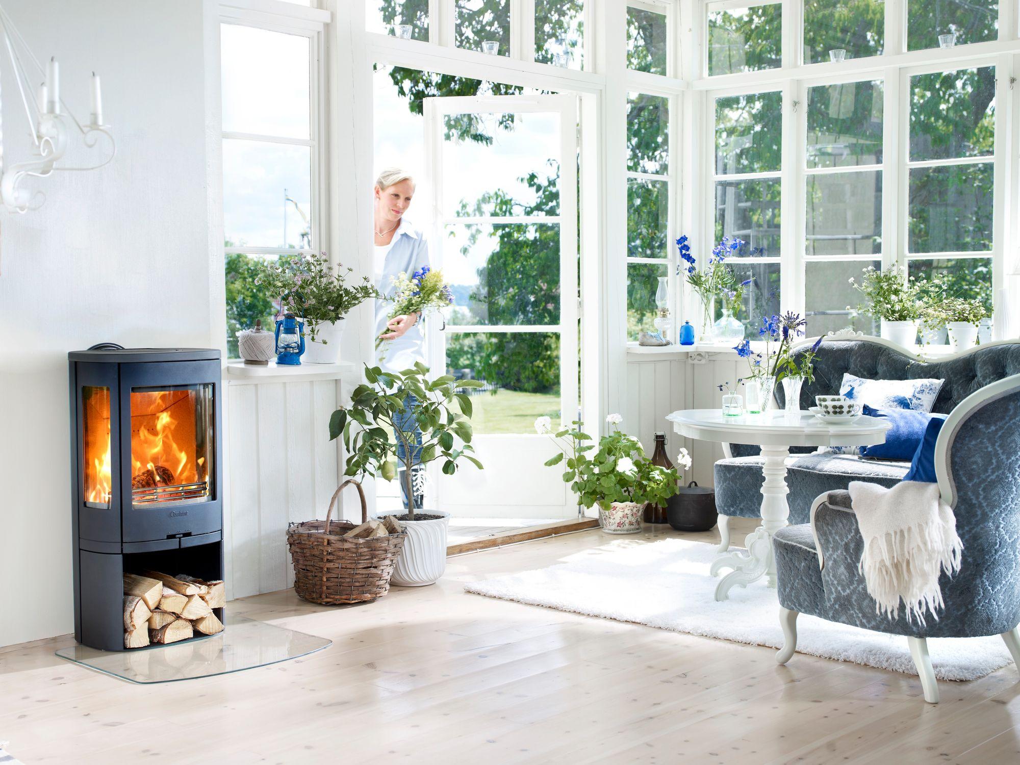 Contura 850 Woodburning Stove