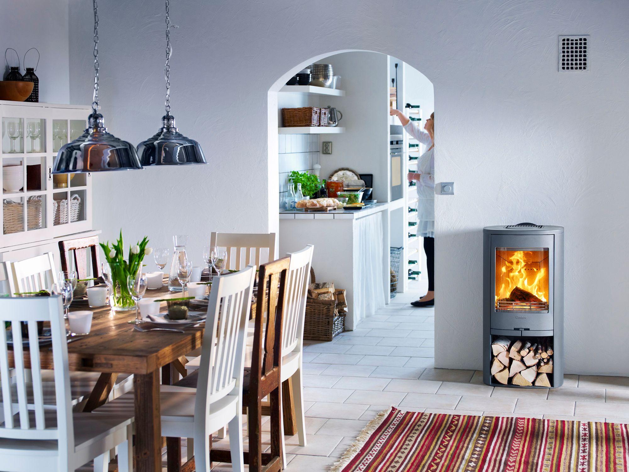 Contura 810 woodburning stove