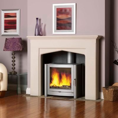 Firebelly FB2 Stove Pewter