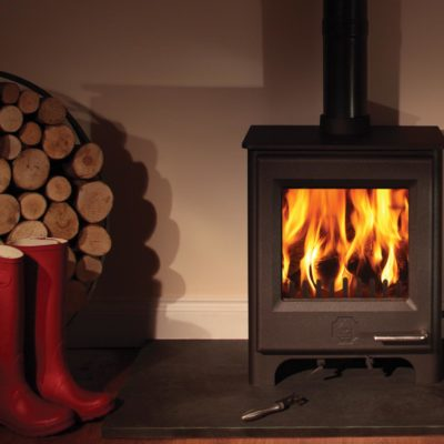 Fireblaze Multi-Fuel Stove