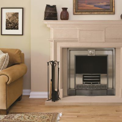 Georgeworth Bathstone Fireplace