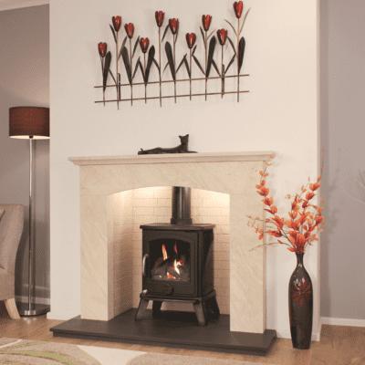 Moncado Fireplace