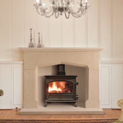 Ryeford Bathstone Fireplace