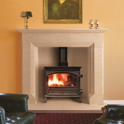 The Belton Bathstone Fireplace
