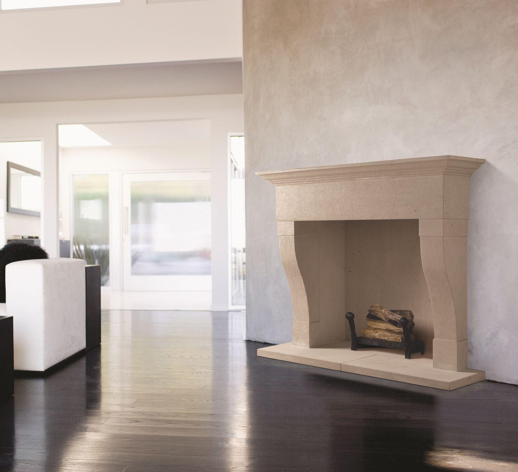 The Chatou Bathtone Fireplace