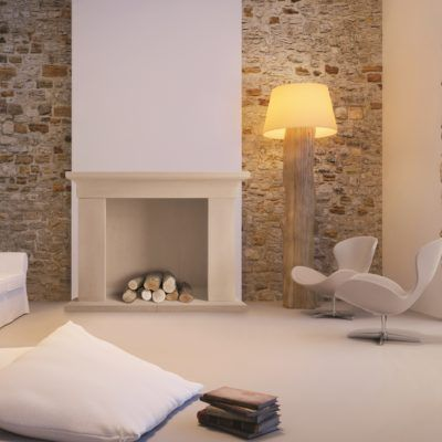 The Dorchester Bathstone Fireplace