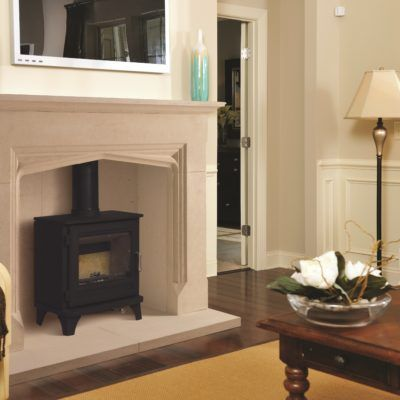 The Hardwick Bathstone Fireplace