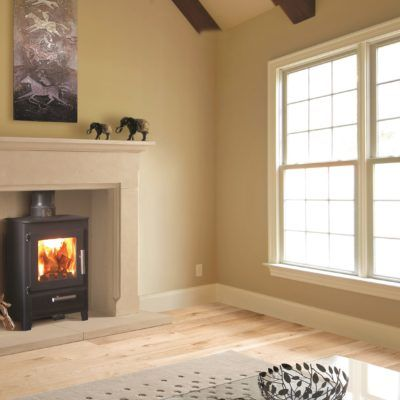 The Kingsbridge Bathstone Fireplace