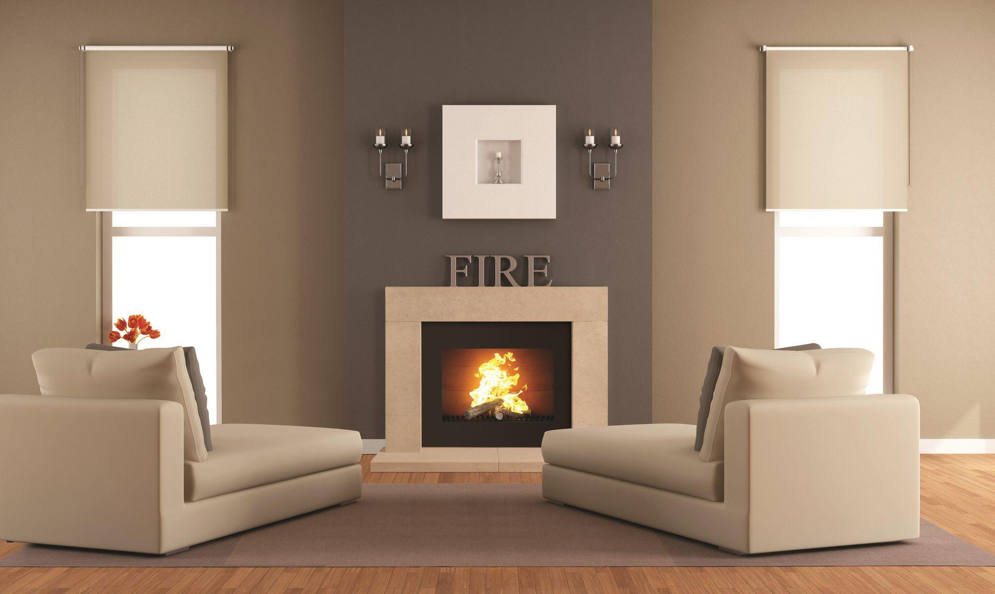 The Wellsbourne Bathstone Fireplace